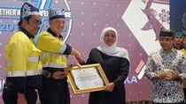 Operator Tambang Emas di Banyuwangi Raih Penghargaan dari Pemprov Jatim