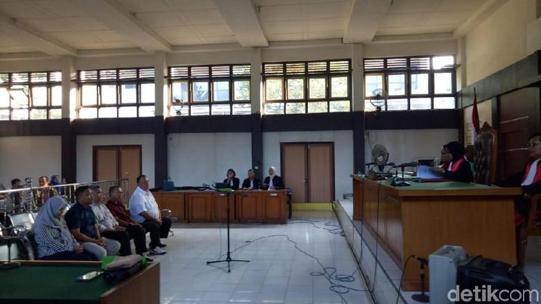 Divonis 1 Tahun Percobaan, 5 Komisioner KPU Palembang Ajukan Banding