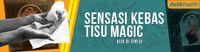 Ada Giant Screen Sejak Babak Pertama Indonesia Open 2019