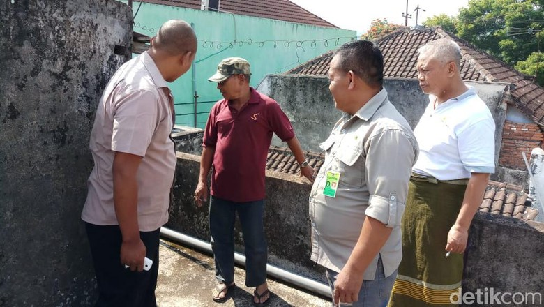 Terungkap Asal Buaya yang Jatuh di Genting Rumah Warga di Malang