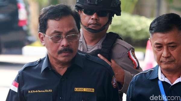 Penonaktifan Gubernur Kepri yang Kena OTT KPK Tunggu Status Hukum