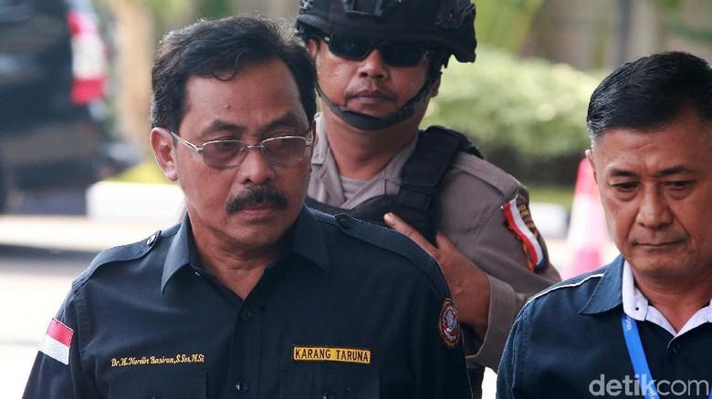 Jadi Tersangka Suap dan Gratifikasi, Gubernur Kepri Ditahan KPK