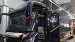Melihat Uji Standard Kursi Bus di Pabrik Laksana