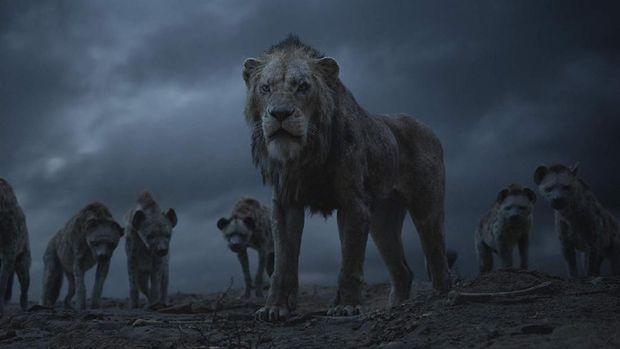 Dari Animasi Kini 'The Lion King' Mengaum Versi Live-Action