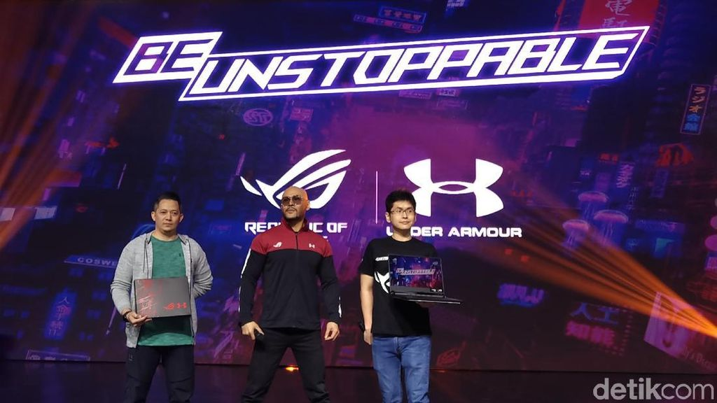 Asus Klaim Kuasai 57% Pasar Laptop Gaming Tanah Air