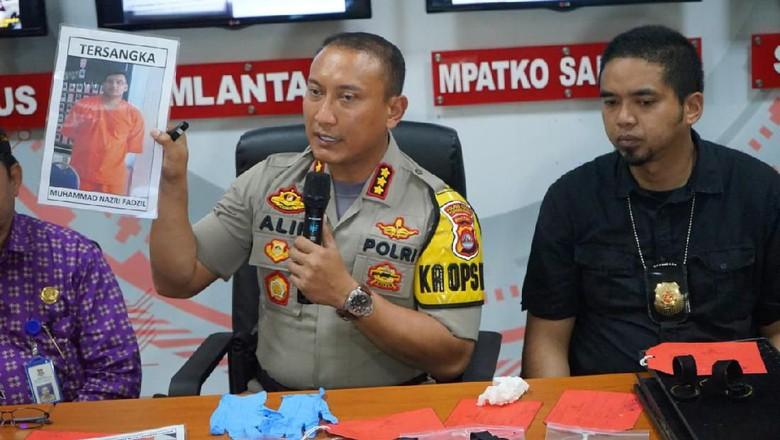 WN Malaysia Rampok 6 Kg Emas di Tangerang demi Pergi ke Jepang