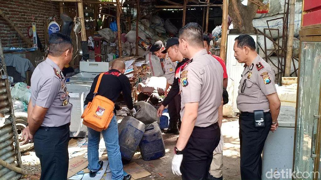 Polisi Pastikan Ledakan di Probolinggo Bukan Bom, Bondet, dan Petasan