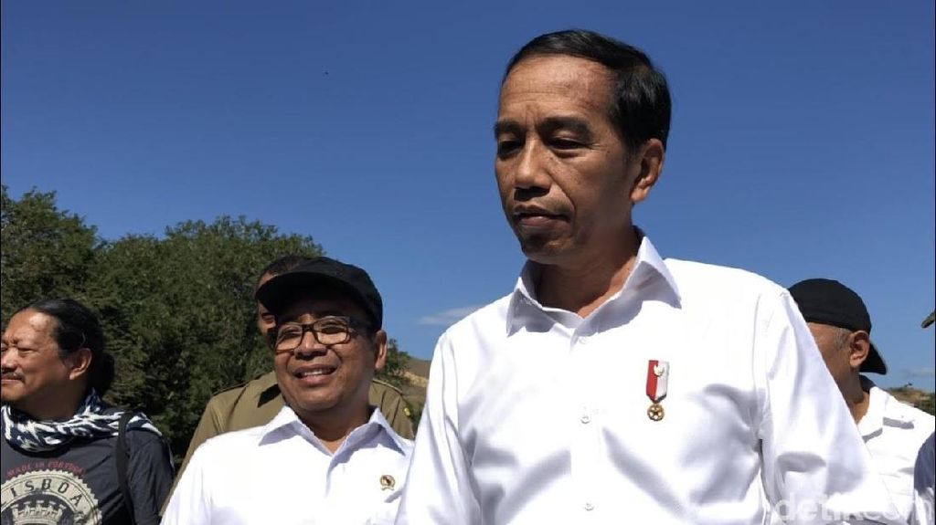 Istana Ungkap Tafsir Politik Jokowi Bilang Lamun Sira Sekti Aja Mateni