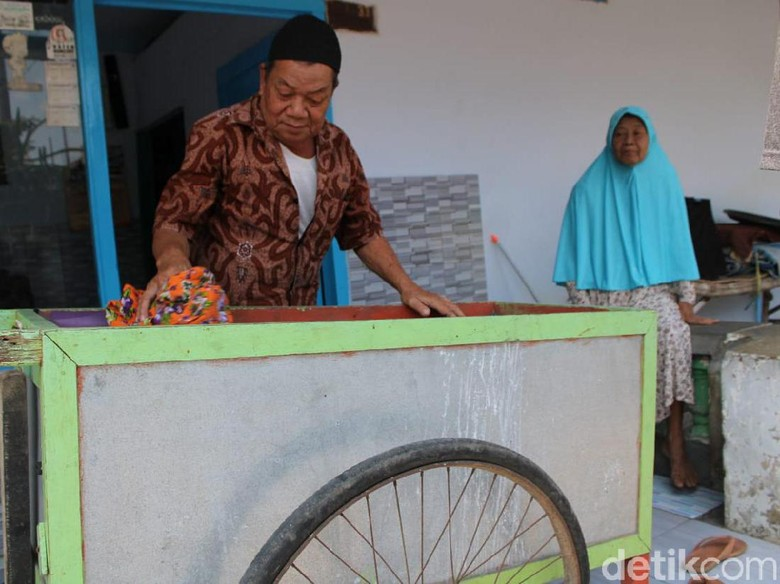 Cerita Tukang Bubur Naik Haji Ada di Jombang