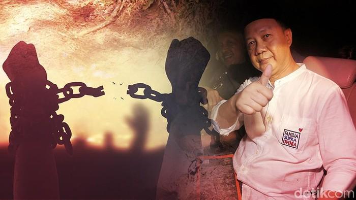 Foto: Ilustrasi MA Lepas Syafruddin Arsyad Temenggung (Andhika Akbarayansyah/detikcom)