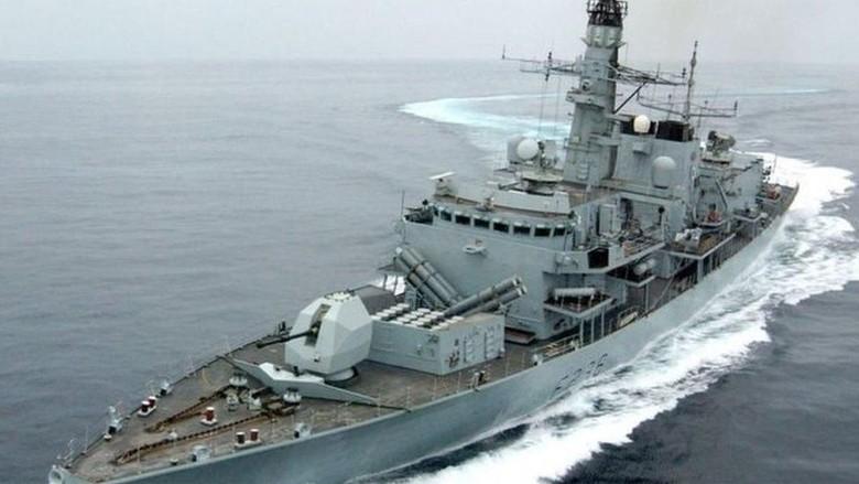 Bersitegang dengan Iran, Inggris Kerahkan Kapal Perang Kedua ke Teluk