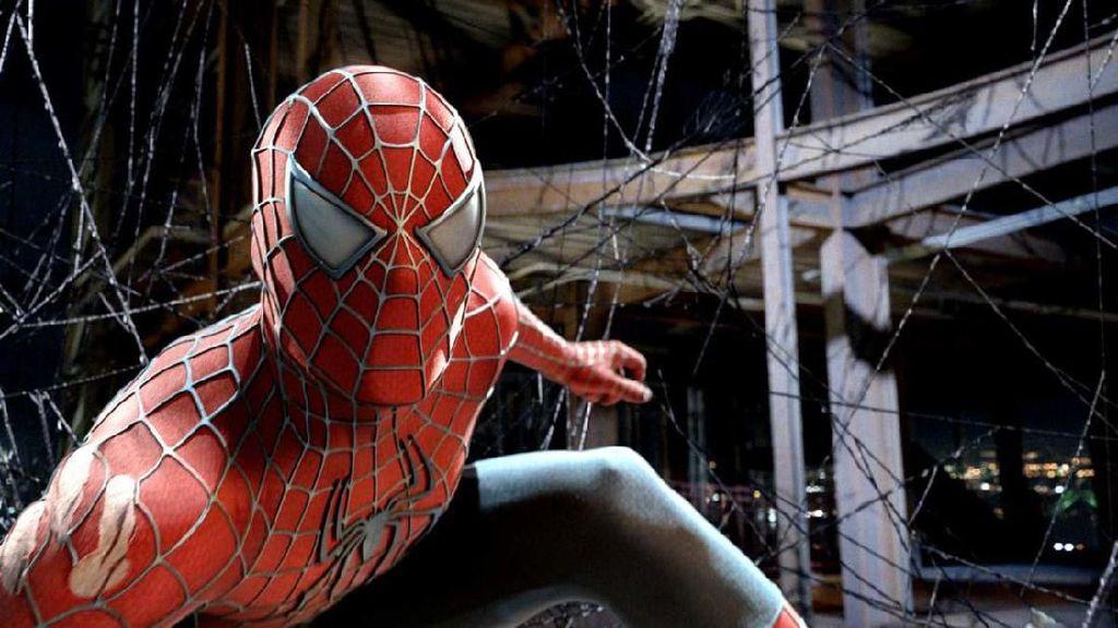 Anak Pencipta Spider-Man Dukung Sony