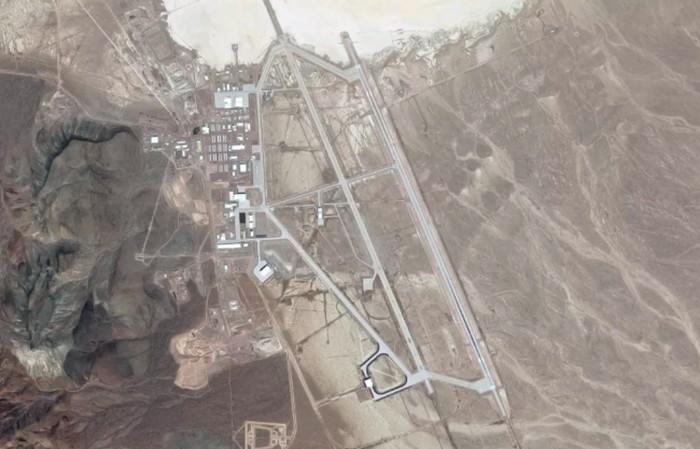Area 51. Foto: istimewa