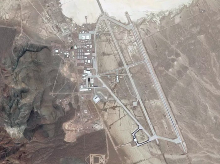 7 fakta Area 51 yang mau diserbu ratusan ribu orang. (Foto: istimewa)