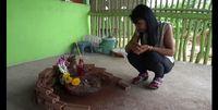 Jamur Raksasa di Thailand Ini Disembah dan Diberi Makan Setiap Harinya