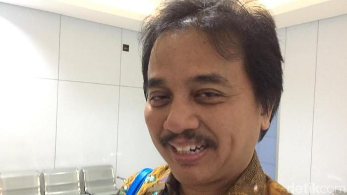 Anggota DPR RI dari Partai Demokrat, Roy Suryo