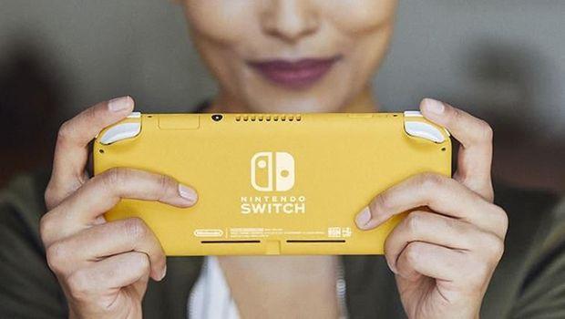 Nintendo Switch Lite Diluncurkan, Harganya Rp 2,8 Jutaan