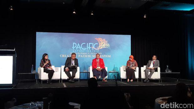 Menpar Bicara Pengembangan Infrastruktur-SDM untuk Pariwisata Pasifik