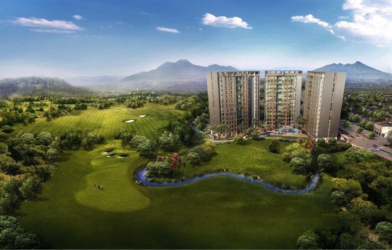 Sunrise Property di Selatan Jakarta