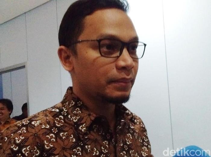 Anggota DPR RI Komisi I, Ahmad Hanafi Rais di Yogyakarta, (11/7/2019).
