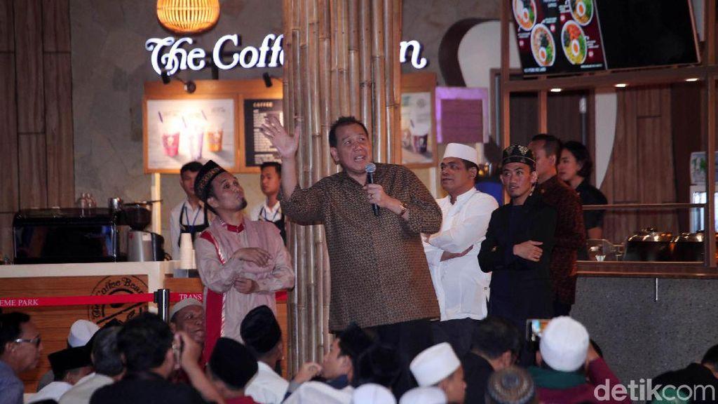 CT Ajak 1.029 Anak Yatim Naik Wahana di Trans Studio Cibubur