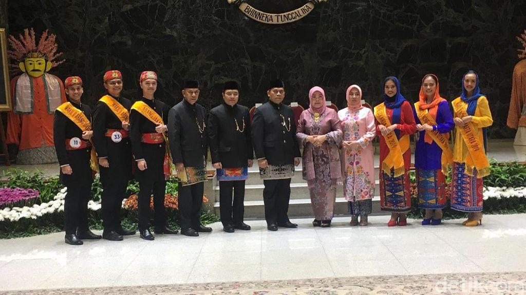 Pemprov DKI Minta Abang None 2019 Promosikan Pertumbuhan Ekonomi Jakarta