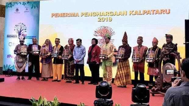 JK mengapresiasi pihak-pihak yang memperbaiki ekosistem hutan Indonesia