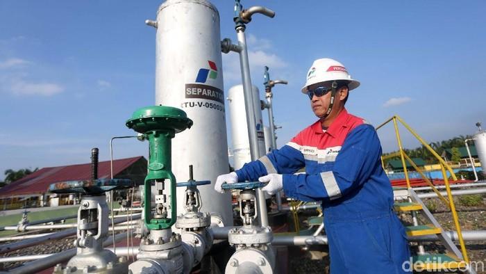 Unit bisnis PT Pertamina EP, Pertamina EP Asset I Rantau Field terus menggenjot produksi minyak. Yuk kita lihat fasilitas pengeboran yang berada di Aceh tersebut.