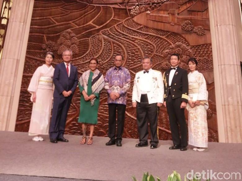 Cerita Dubes Ishii soal Hubungan Dari Hati ke Hati Indonesia-Jepang