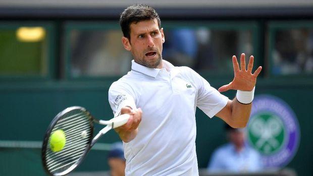 Novak Djokovic selalu kalah dari Roberto Bautista Agut dalam dua pertemuan terakhir.