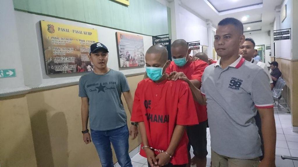 Polisi Sita Sabu dari Pelaku Pembacokan 3 Warga Cilegon