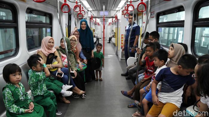 LRT Jakarta. Foto: Pradita Utama
