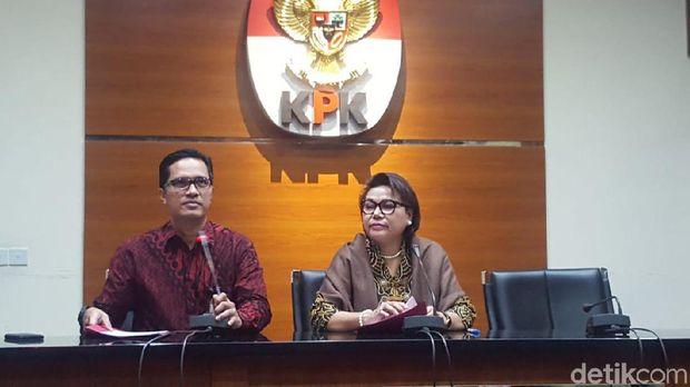 KPK tetapkan Gubernur Kepri Nurdin Basirun tersangka suap terkait rencana reklamasi