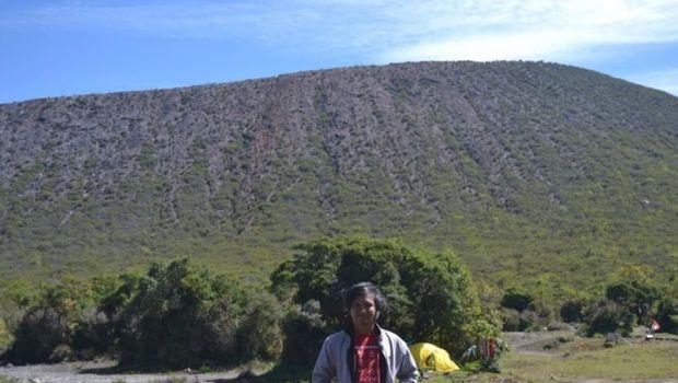 Gunung Dempo di Pagaralam