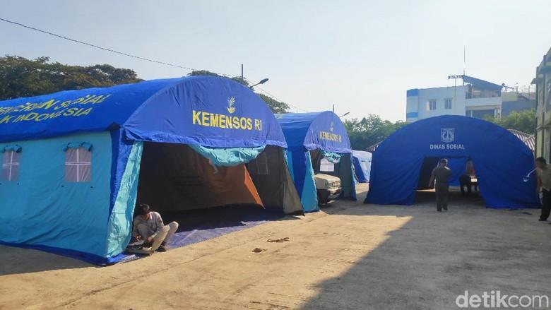 Ini Lokasi Pengungsian di Kalideres yang Disiapkan untuk Para Pencari Suaka