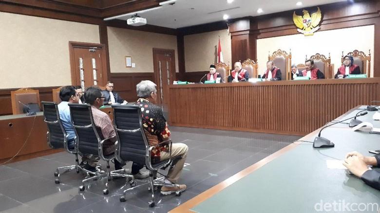 Penyuap Hakim PN Jaksel Divonis 3,5 Tahun Penjara