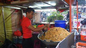 Nasi Goreng Kambing Kebon Sirih, Kondang di Jakarta Sejak 1958