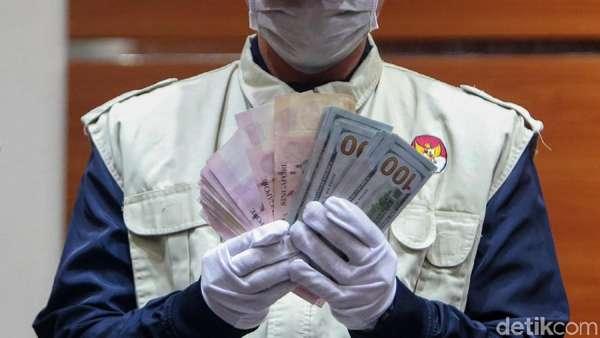 KPK Amankan Uang Miliaran dari Rumah Dinas Gubernur Kepri