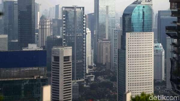 Data AirVisual: Kualitas Udara Jakarta Terburuk Ke-13 di Dunia