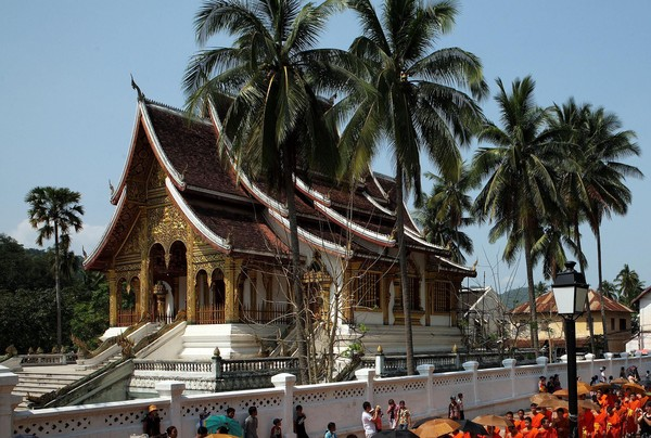 Laos jadi negara ASEAN yang masih menutup diri dan belum ada kabar pembukaan (Foto: Chumsak Kanoknan/Getty Images.)