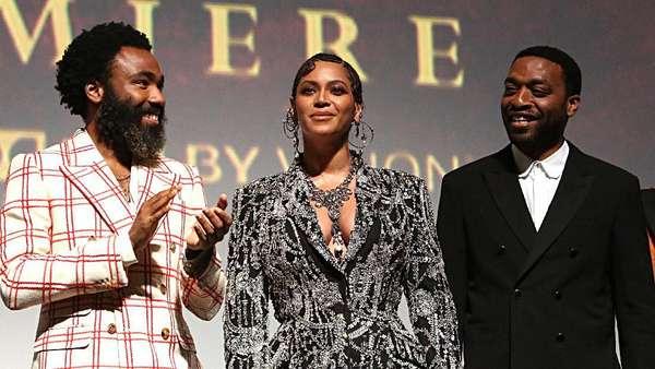 Mama Lion! Beyonce dan Blue Ivy tampil Cetar Bertabur Berlian