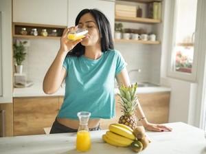 Minum Jus Buah Bikin Gemuk, Ini 8 Alasannya