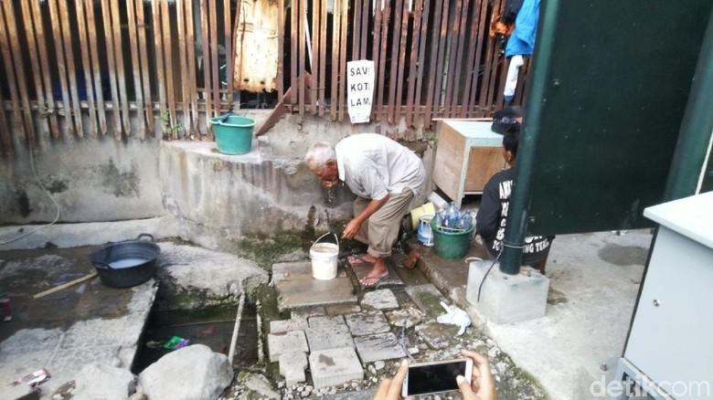 Sumur Tua di Semarang Ini Konon Airnya Sembuhkan Warga dari Wabah Kolera