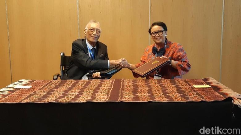Indonesia Buka Hubungan Diplomatik dengan Niue dan Kepulauan Cook