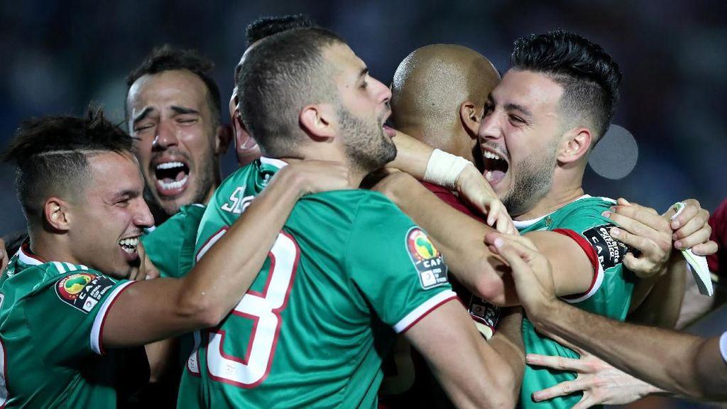 Piala Afrika 2019: Aljazair dan Tunisia Lengkapi Semifinal