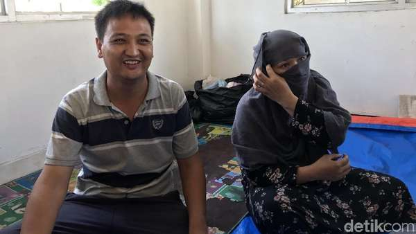 Pencari Suaka Senang Tinggal di Kalideres: Kami Tak Kena Panas Matahari Lagi