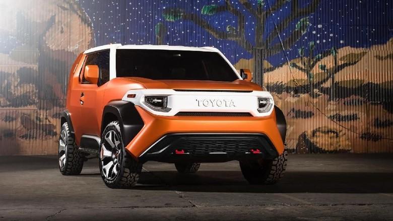 Toyota FT-4X Concept  Foto: Pool (Motor1)