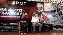 Pebalap 12 Negara Ramaikan Asia Auto Gymkhana Championship di Yogya
