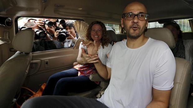 Jokowi Beri Pengampunan untuk Neil Baintleman