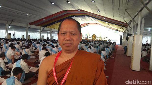 Umat Buddha Laksanakan Indonesia Tipitaka Chanting di Borobudur
